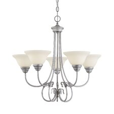 Fulton 5 Light Chandelier