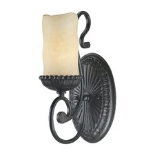 <strong>Millennium Lighting</strong> Brunswick 1 Light Wall Sconce