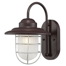 <strong>Millennium Lighting</strong> R Series 1 Light Wall Lantern
