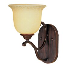 Courtney Lakes 1 Light Wall Sconce