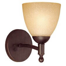 <strong>Millennium Lighting</strong> Racine 1 Light Wall Sconce