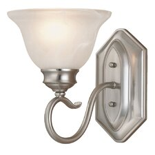 <strong>Millennium Lighting</strong> Devonshire 1 Light Wall Sconce