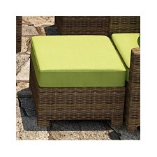 <strong>Forever Patio</strong> Cypress Ottoman with Cushion