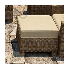 Cypress Ottoman with Cushion