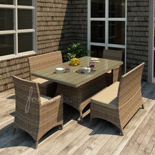 Cypress 5 Piece Dining Set
