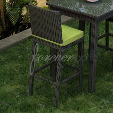 "<strong>Forever Patio</strong> Barbados 29"" Barstool with Cushion"