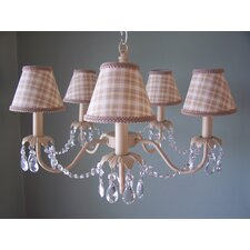 Camillah 5 Light Chandelier