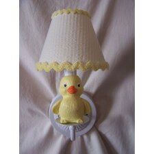 Rubber Duckie Wall Sconce