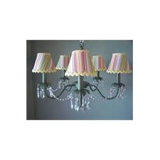 <strong>Silly Bear Lighting</strong> Camillah 5 Light Chandelier