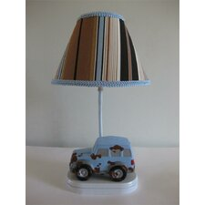 Gone Muddin' Table Lamp
