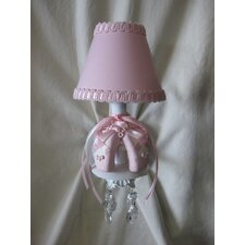 Ballerina Princess Wall Sconce