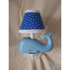 <strong>Silly Bear Lighting</strong> Baby Beluga Wall Sconce