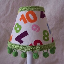 The Final Countdown Table Lamp Shade