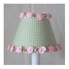 Pretty Flower Garden Chandelier Shade