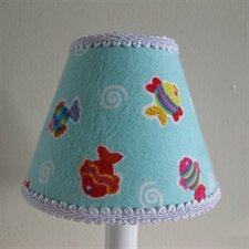 Kiddie Pool Table Lamp Shade