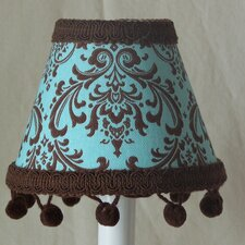 Damask Chandelier Shade