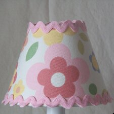 Sweet Pastel Flowers Table Lamp Shade
