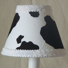 <strong>Silly Bear Lighting</strong> Cowhide Chandelier Shade