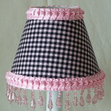 Gingham Table Lamp Shade