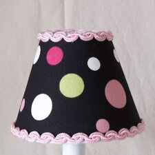 Sweet Pea Polka Dot Table Lamp Shade