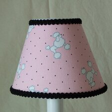Fancy Poodle Table Lamp Shade