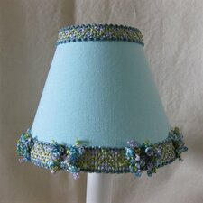 "5"" Lagoon Fabric Empire Candelabra Shade"