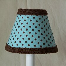 Chocolate Sprinkles Chandelier Shade