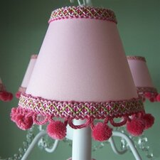 "5"" Fairytale Fabric Empire Candelabra Shade"