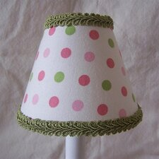 "5"" Imagination Fabric Empire Candelabra Shade"