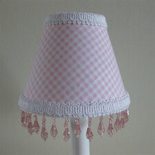 "5"" Precious Fabric Empire Candelabra Shade"