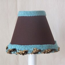 "5"" Cup O' Joe Fabric Empire Candelabra Shade"