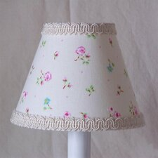 <strong>Silly Bear Lighting</strong> Angelic Floral Table Lamp Shade
