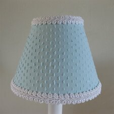 Teeny Chenille Table Lamp Shade