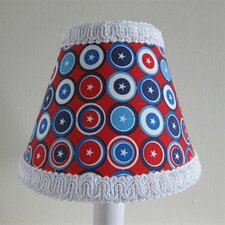 Captain America Table Lamp Shade