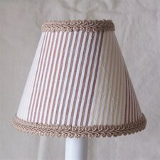 "5"" Sandy Fabric Empire Candelabra Shade"