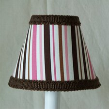 "5"" Cake Filling Fabric Empire Candelabra Shade"