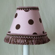 "5"" Fabric Empire Candelabra Shade"