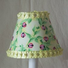 Lovely Lady Bugs Chandelier Shade