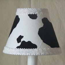 Cowhide Table Lamp Shade
