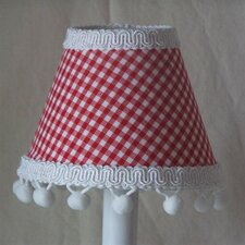 Farm House Gingham Table Lamp Shade