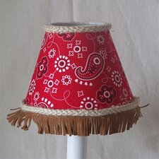 Barrel Racer Table Lamp Shade
