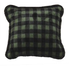 Acrylic / Polyester Buffalo Check Pillow
