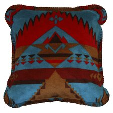 Acrylic / Polyester Native Journey Pillow