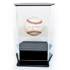 Floating Baseball Display