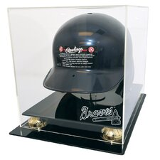 MLB Full Size Batting Helmet Display Case