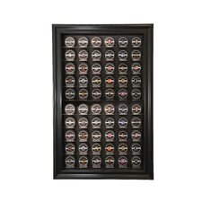 Sixty Puck Display Case