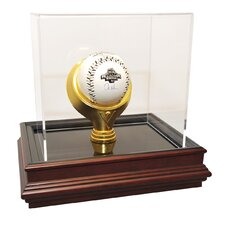 Boardroom Base Single Baseball Display Case
