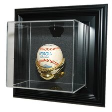 "Single Baseball ""Case-Up"" Display"