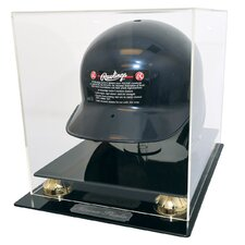 Batting Helmet Display Case