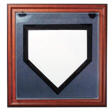 "Full Size Home Plate ""Case-Up"" Display"